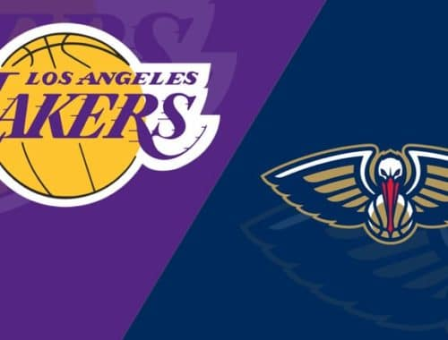Lakers vs Pelicas NBA odds
