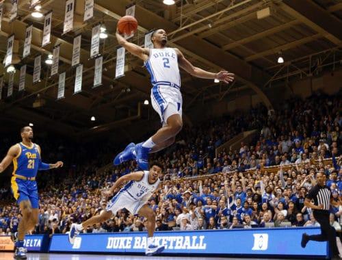 Duke vs Pittsburgh men's basketball