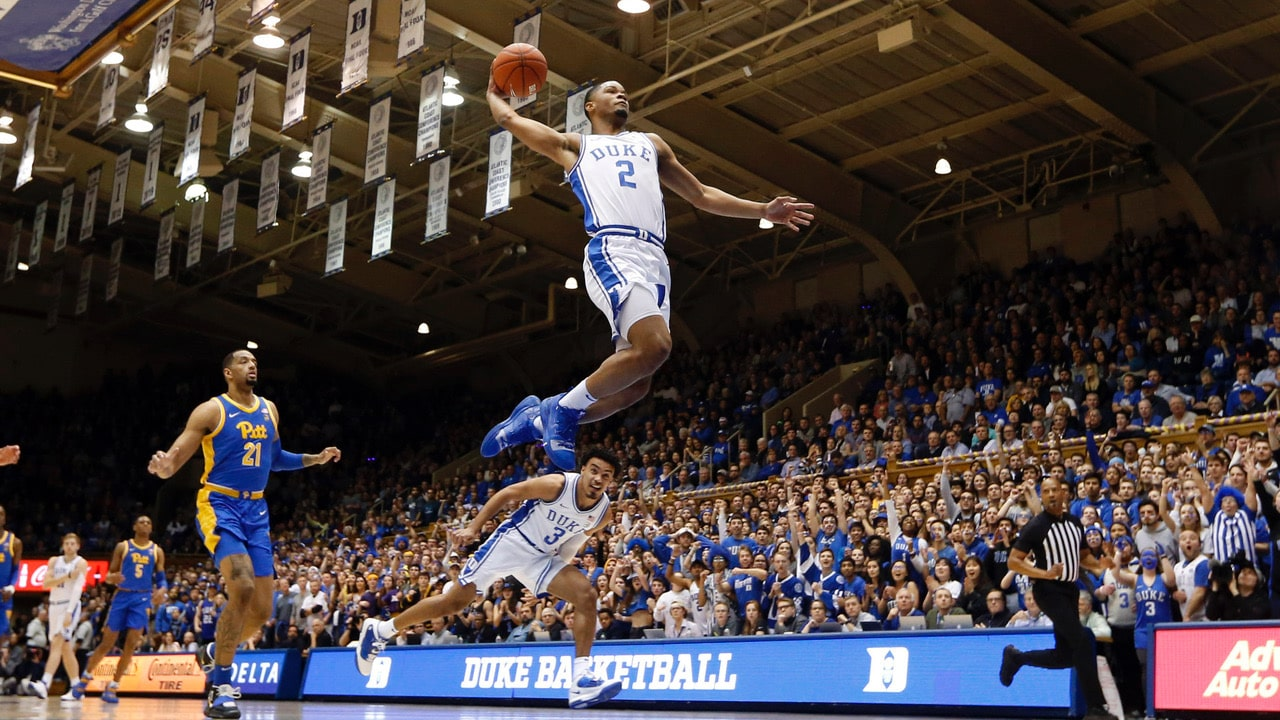 Duke vs Pittsburgh men's basketball