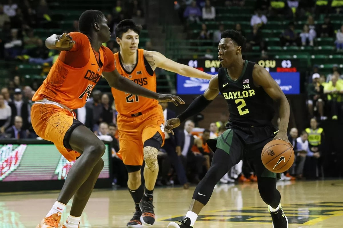 Baylor vs Oklahoma basketball prediction, picks and odds