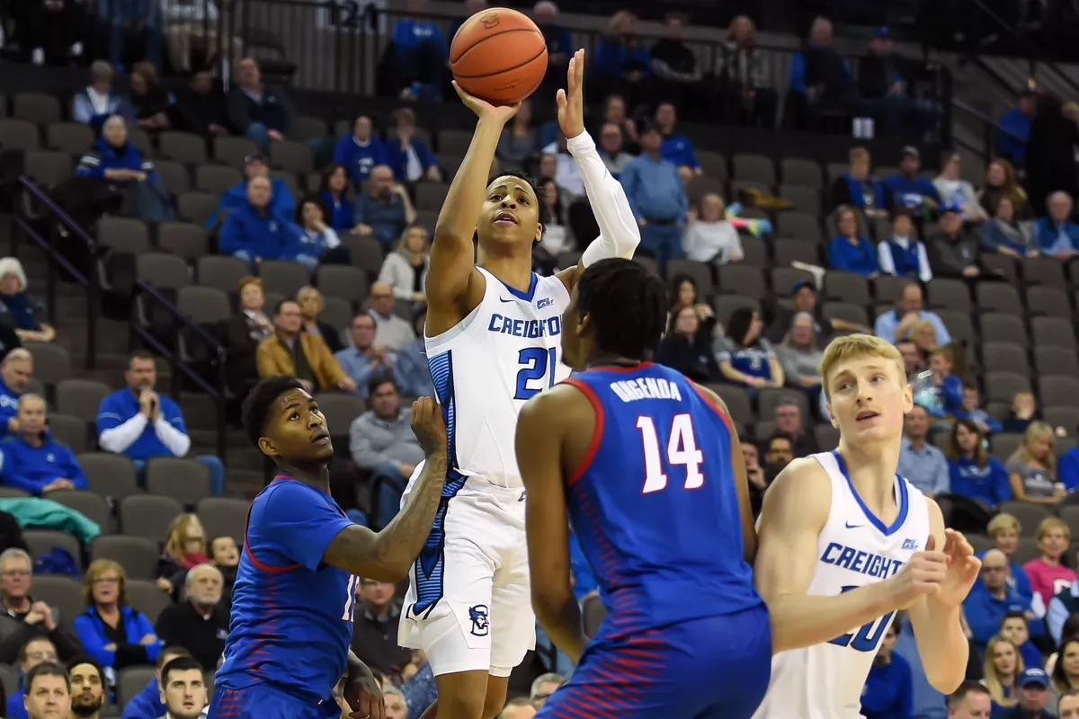 Creighton vs. DePaul up for the shot