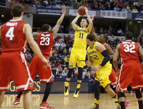 Michigan vs Ohio state odds and parlays