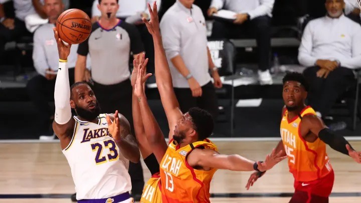 Los Angeles Lakers vs. Utah Jazz Head-to-Head in the NBA