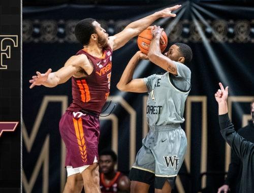 wake forest vs virginia tech basketball