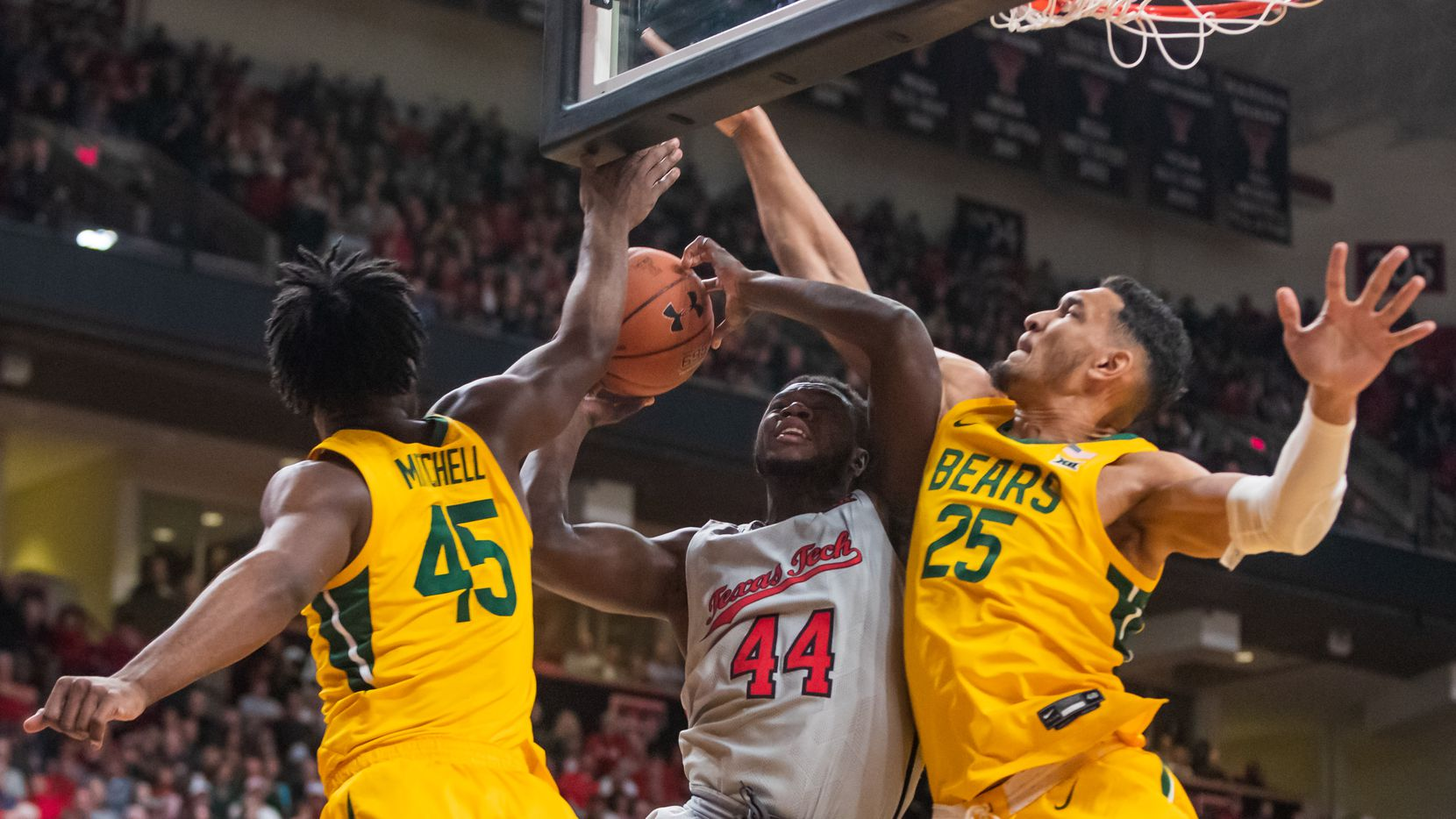Texas Tech Red Raiders vs Baylor Bears Prediction