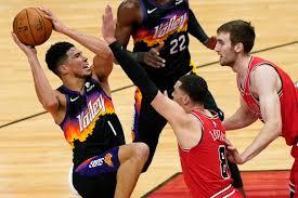 Phoenix Suns vs. Chicago Bulls basketball game