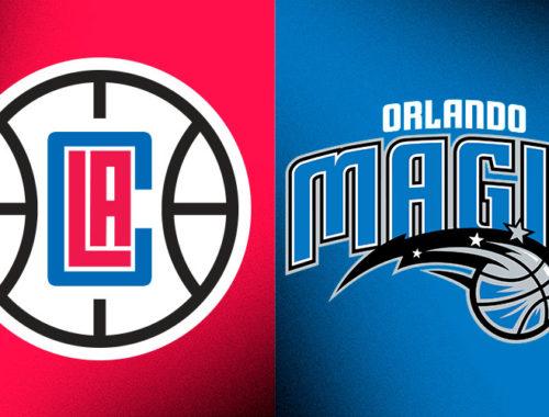 Los Angeles Clippers vs. Orlando Magic