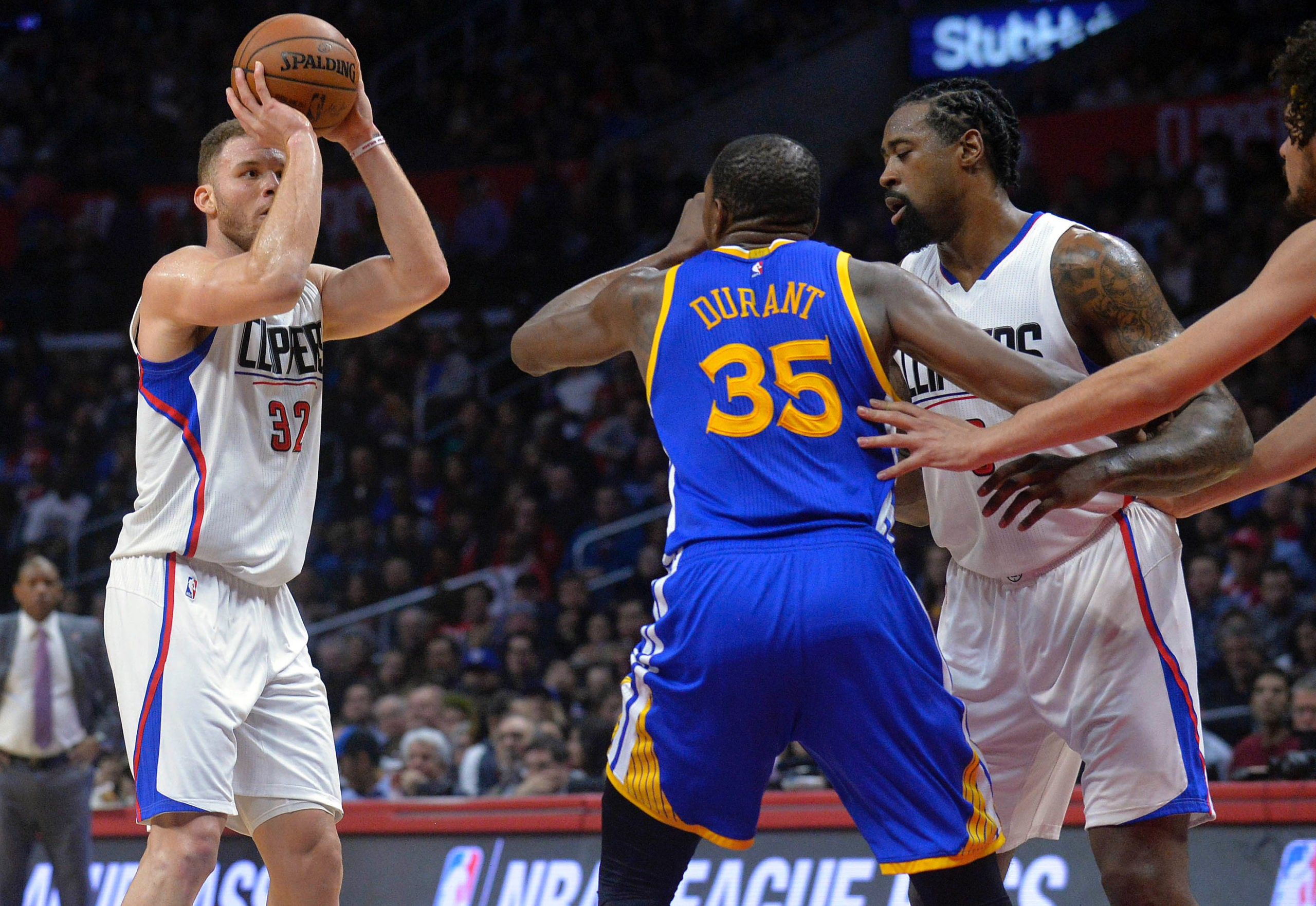 Angeles Clippers vs Golden State Warriors