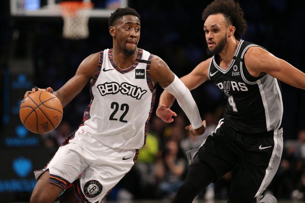 Brooklyn Nets vs. San Antonio Spurs Head-to-Head