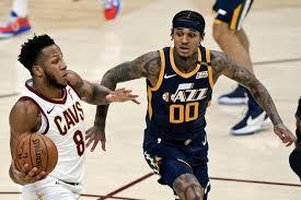 Cleveland Cavaliers vs. Utah Jazz basketball game