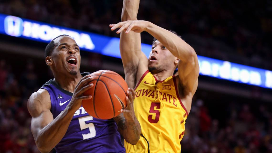 Kansas State vs Iowa State