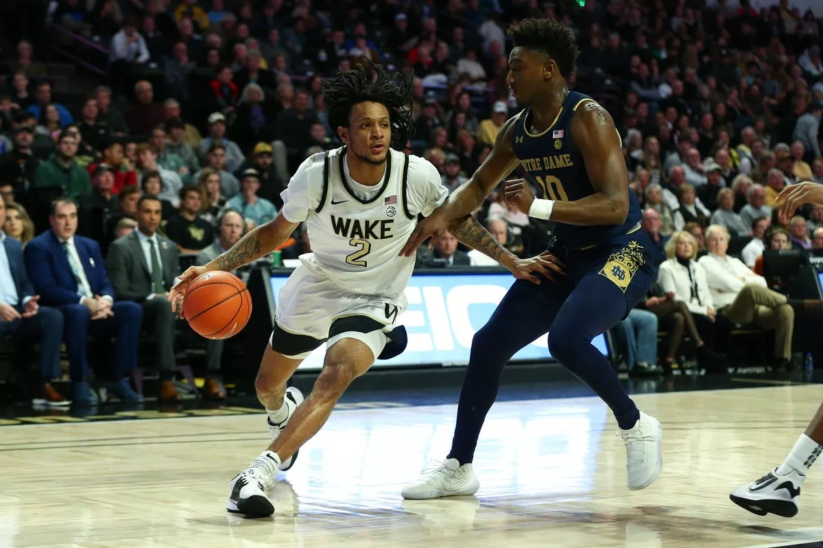 Wake Forest Demon Deacons vs. Notre Dame Fighting Irish