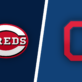 Cleveland Indians vs. Cincinnati Reds baseball game