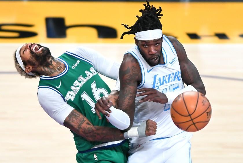 Los Angeles Lakers vs. Dallas Mavericks