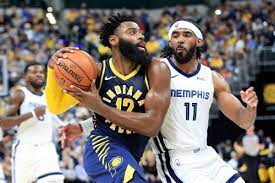Memphis Grizzlies vs. Indiana Pacers