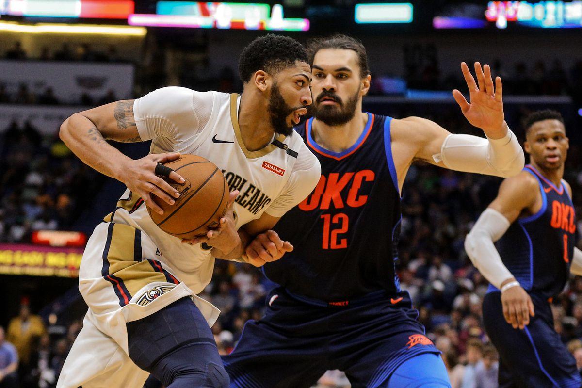 New Orleans Pelicans vs. Oklahoma City Thunder