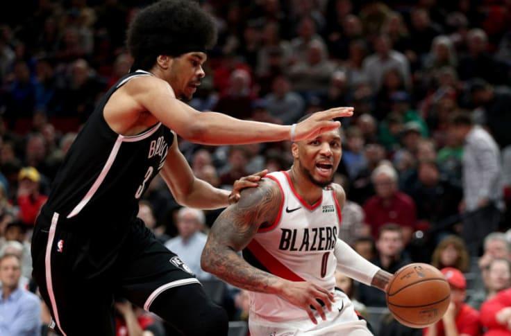 Brooklyn Nets vs. Portland Trail Blazers