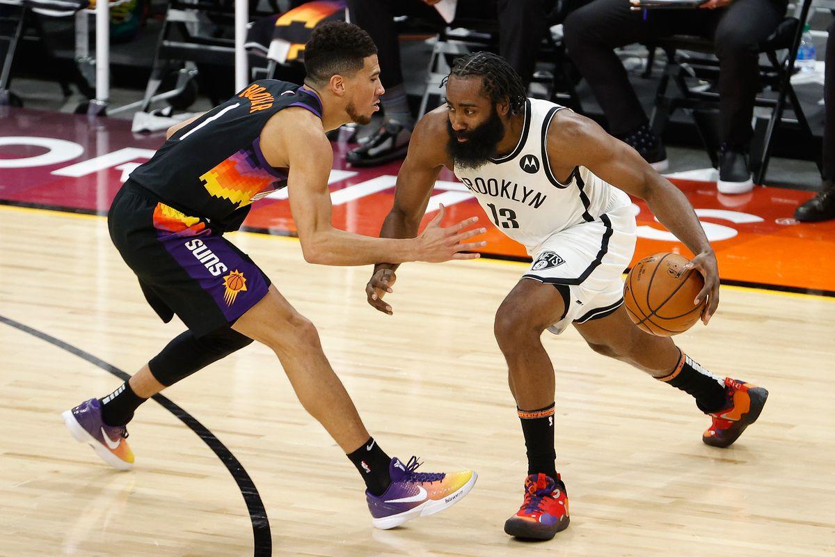 Brooklyn Nets vs. Phoenix Suns