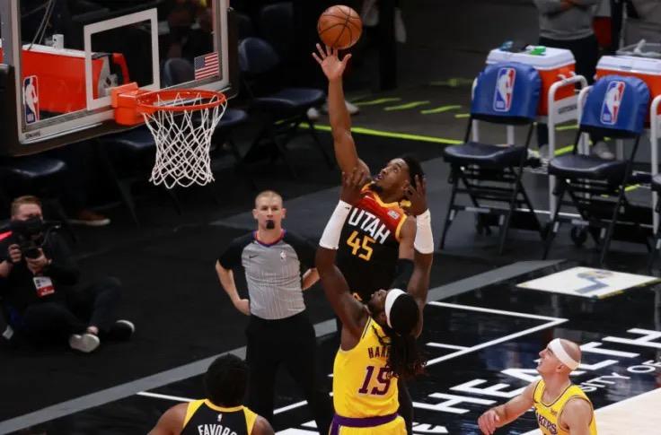 Los Angeles Lakers vs. Utah Jazz