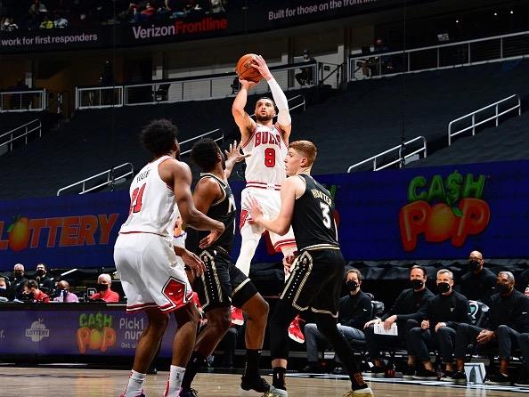 Atlanta Hawks vs. Chicago Bulls