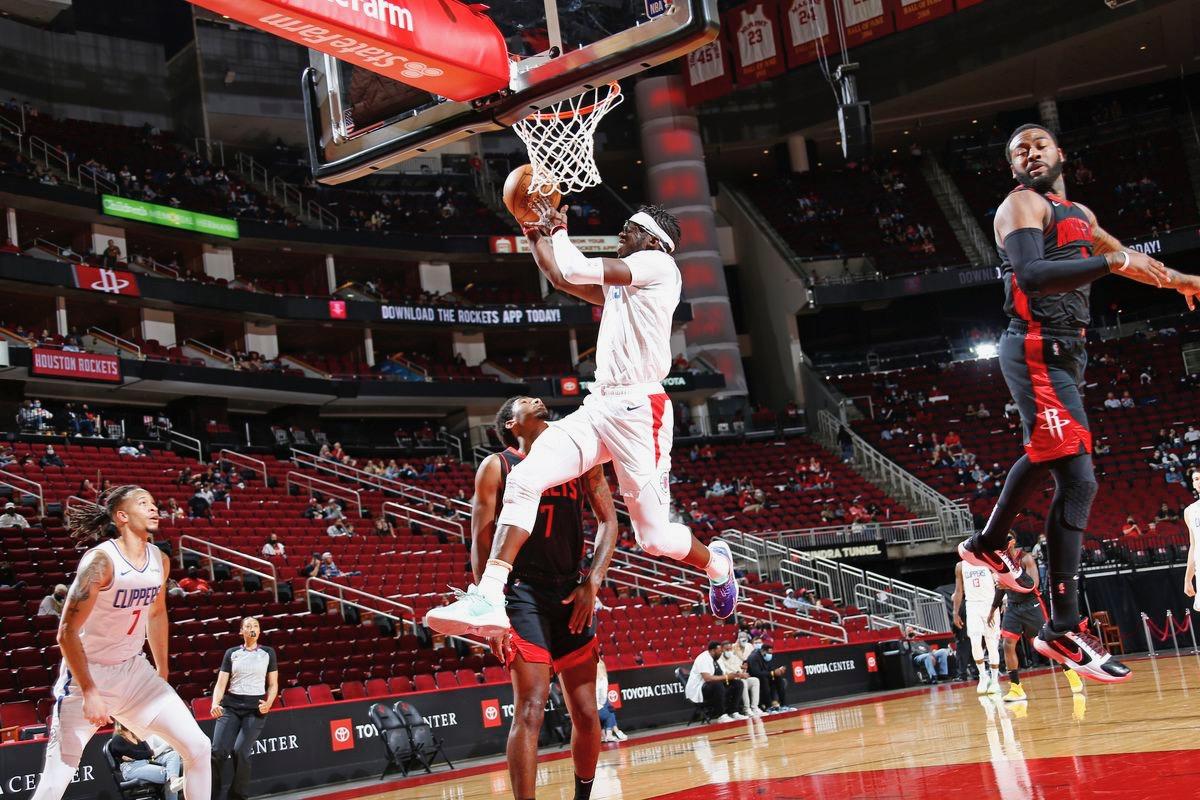 Houston Rockets vs. Los Angeles Clippers