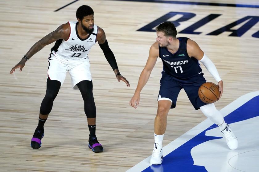 Los Angeles Clippers vs Dalla Mavericks