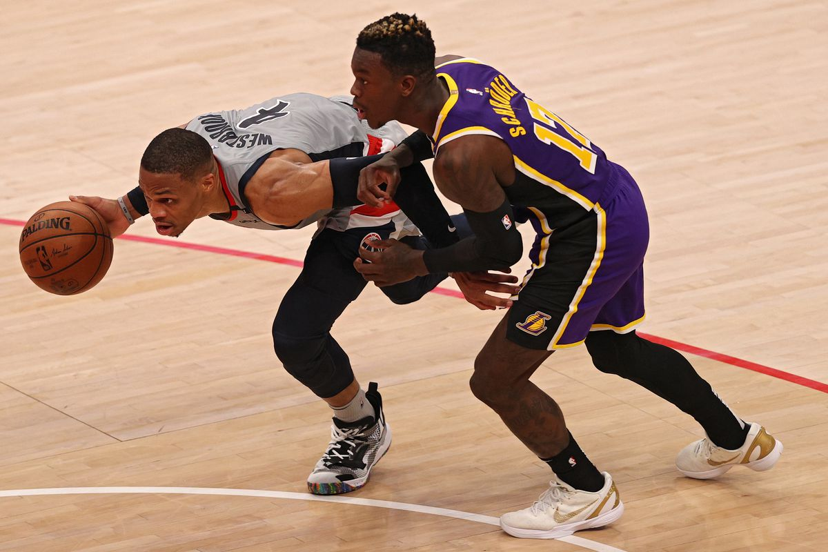 Lakers vs Wizards Odds