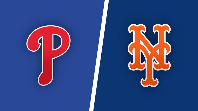 New York Mets vs. Philadelphia Phillies game on May 1