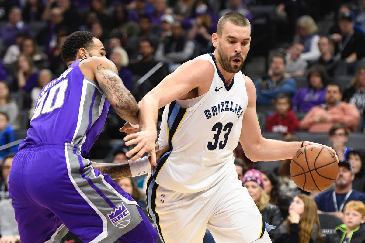 Memphis Grizzlies vs. Sacramento Kings