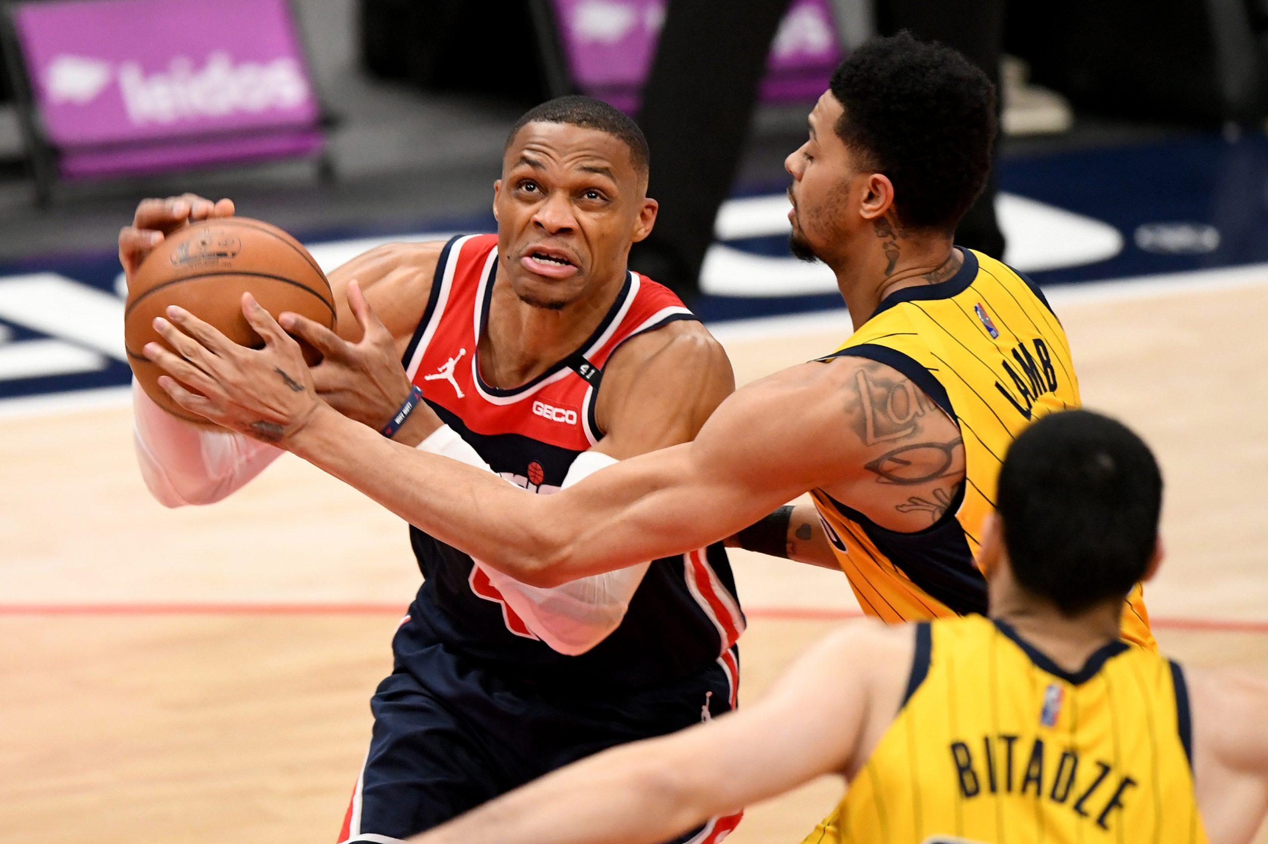 Washington Wizards vs Indiana Pacers