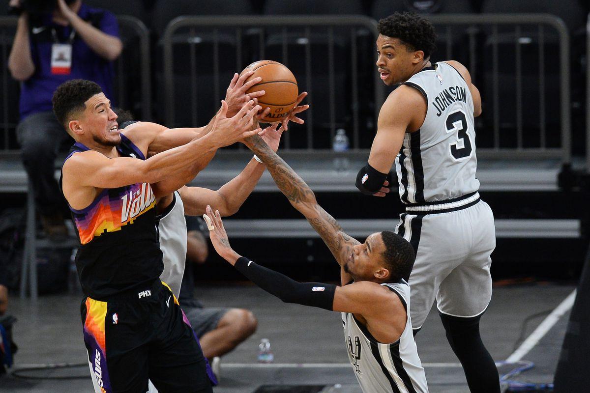 San Antonio Spurs vs. Phoenix Suns