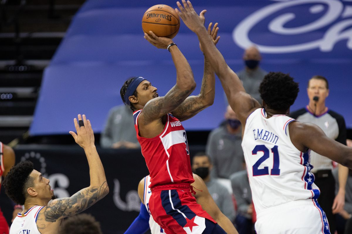 Washington Wizards - Philadelphia 76ers.