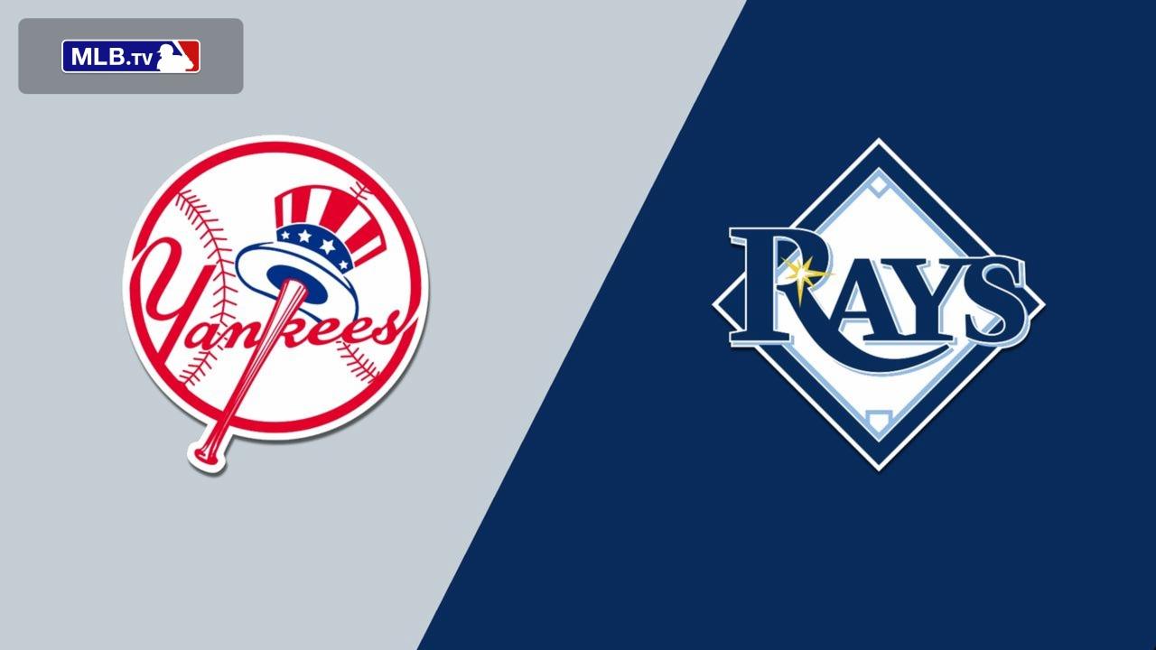Yankees vs Rays picks and predictions, MLB odds