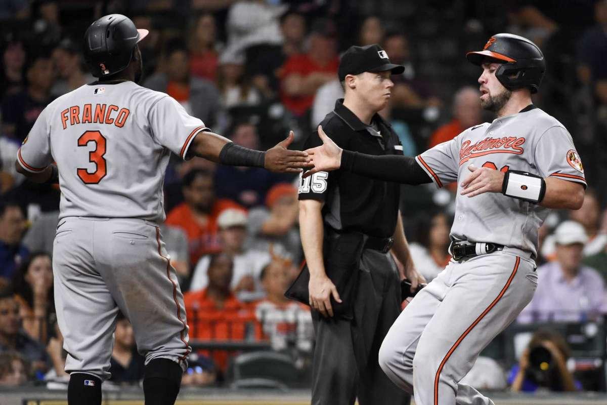 Astros vs Orioles