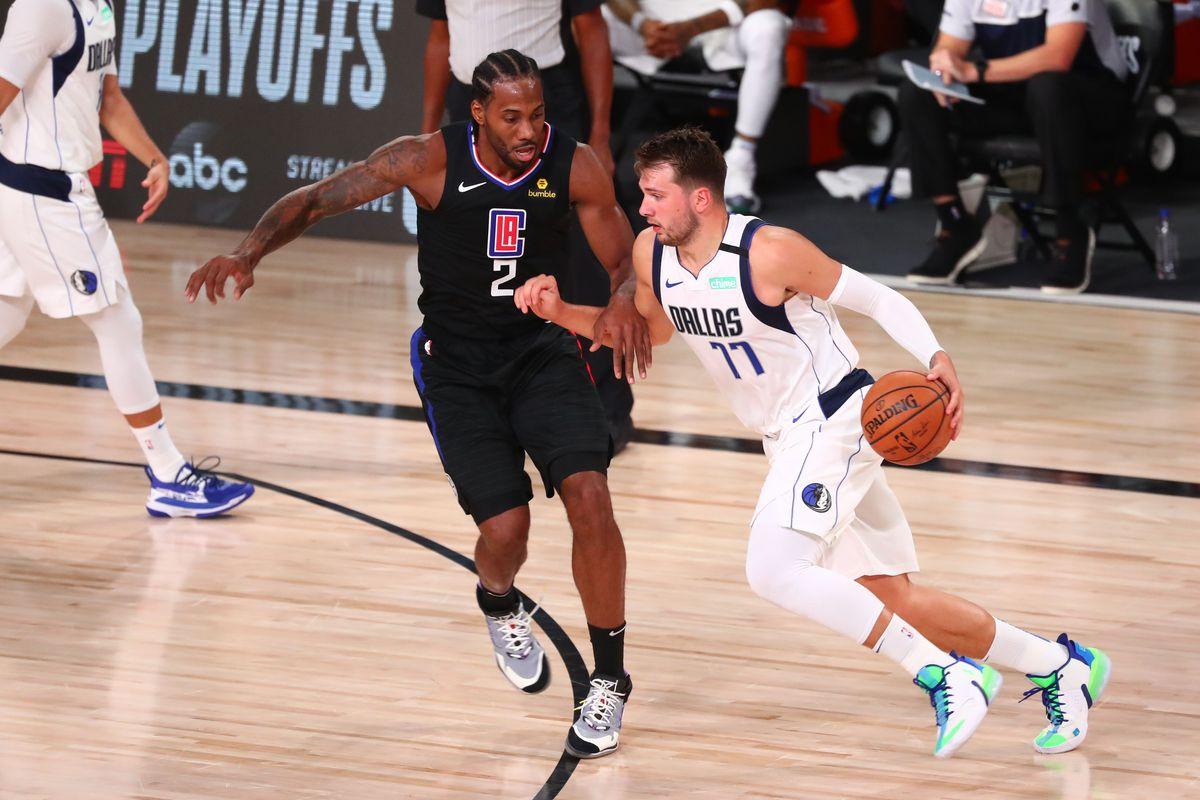 Dallas Mavericks vs Los Angeles Clippers Playoffs 2021