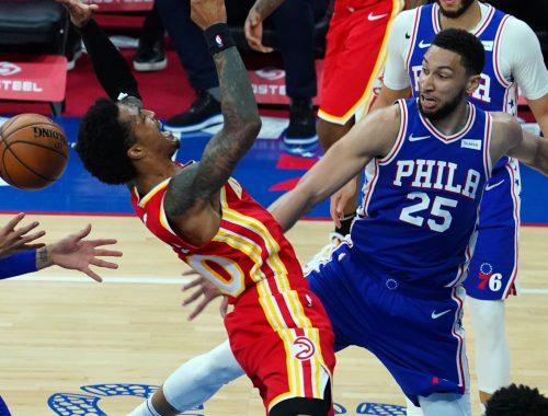 76ers vs Hawks NBA Playoffs