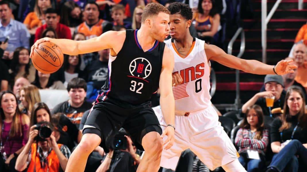 Clippers vs Suns NBA Playoffs
