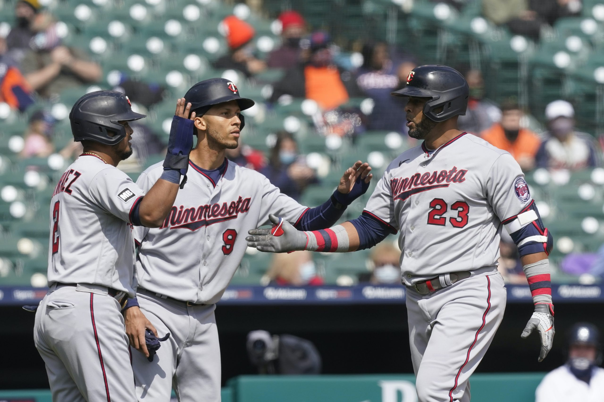 Twins vs Tigers today